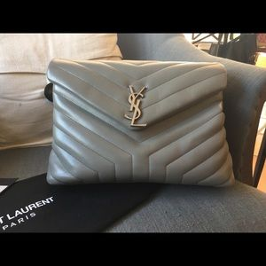 YSL Lou Lou Medium Quilted Bag